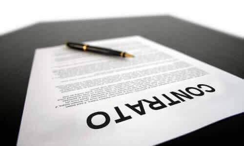 Modelo de Contrato de Trabajo plazo Indefinido